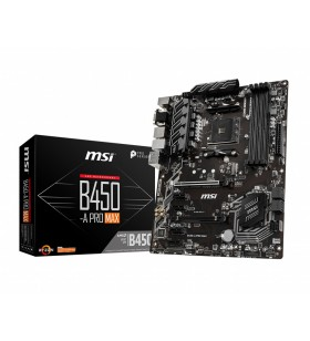 MSI B450-A Pro Max Mufă AM4 ATX AMD B450