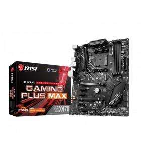 MSI X470 Gaming Plus Max Mufă AM4 ATX AMD X470