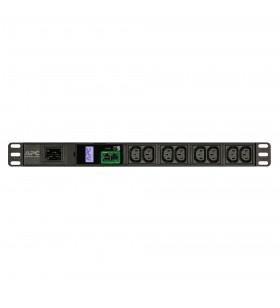 APC EPDU1016M unități de distribuție a energiei electrice (PDU) 1U Negru 8 ieșire(i) AC