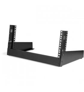 StarTech.com RK4OD rack-uri 4U Raft de sine stătător Negru