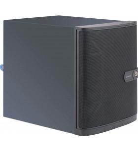 Supermicro CSE-721TQ-250B carcase PC Mini Tower Negru 250 W