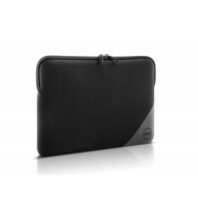 """DELL ES1520V genți pentru notebook-uri 38,1 cm (15"""") Geantă Sleeve Negru, Verde"""