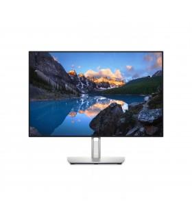 "DELL UltraSharp U2421E 61,2 cm (24.1"") 1920 x 1200 Pixel WUXGA LCD Negru, Argint"