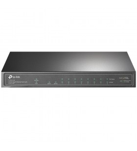 TP-LINK TL-SG1210P switch-uri Gigabit Ethernet (10 100 1000) Gri Power over Ethernet (PoE) Suport