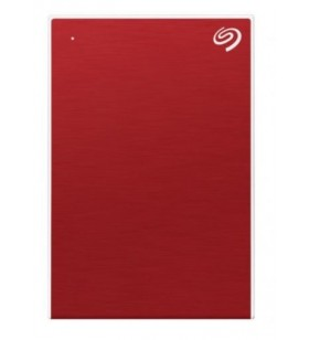 Seagate One Touch hard-disk-uri externe 1000 Giga Bites Roşu