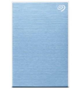 Seagate One Touch hard-disk-uri externe 4000 Giga Bites Albastru
