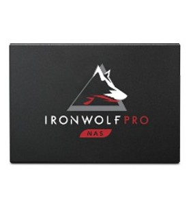 "Seagate IronWolf 125 Pro 2.5"" 3840 Giga Bites ATA III Serial 3D TLC"