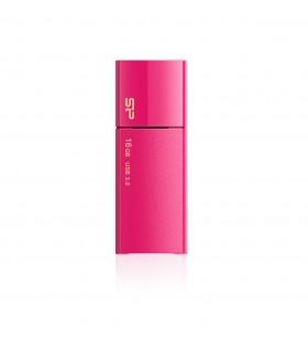 Silicon Power Blaze B05 memorii flash USB 16 Giga Bites USB Tip-A 3.2 Gen 1 (3.1 Gen 1) Roz