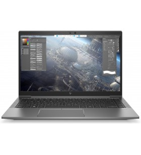 "HP ZBook Firefly 14 G7 Ultraportabil Argint 35,6 cm (14"") 1920 x 1080 Pixel Ecran tactil 10th gen Intel® Core™ i7 16 Giga Bites"