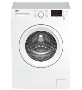 Beko WRE 6512 BWW mașini de spălat De sine stătătoare Încărcare frontală Alb 6 kilograme 1000 RPM A+++