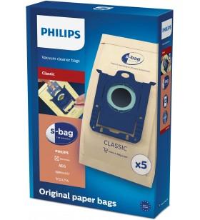 Philips s-bag 5 saci de praf Saci de aspiratoare
