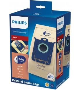 Philips s-bag 15 saci de praf Saci de aspiratoare