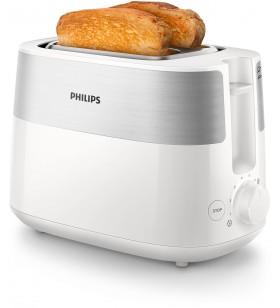 Philips Daily Collection Prăjitor de pâine cu design compact şi 8 setări