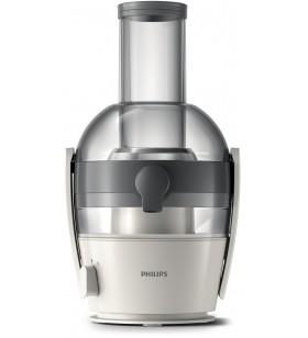 Philips Viva Collection Storcător 800 W cu QuickClean şi tub XL, 2 l, anti-picurare