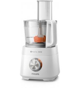 Philips Viva Collection Robot de bucătărie compact de 800 W cu 29 funcţii