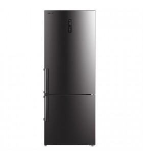 Toshiba GR-RB440WE-DMJ combină frigorifică De sine stătător Gri 416 L A++