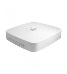 Dahua Technology NVR2104-P-4KS2 sistem de înregistrare pentru camere de supraveghere (NVR) 1U Alb