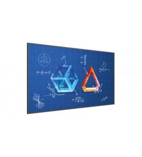 """Philips Signage Solutions 65BDL3552T 00 Afișaj Semne 163,8 cm (64.5"""") VA 4K Ultra HD Ecran tactil Ecran plat interactiv Negru"""