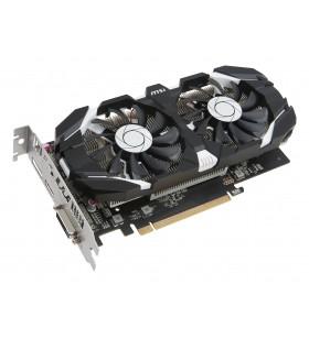 MSI GeForce GTX 1050 Ti 4GT OC NVIDIA 4 Giga Bites GDDR5