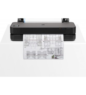 HP Designjet T250 imprimante de format mare Inkjet termală Culoare 2400 x 1200 DPI A1 (594 x 841 mm) Ethernet LAN Wi-Fi