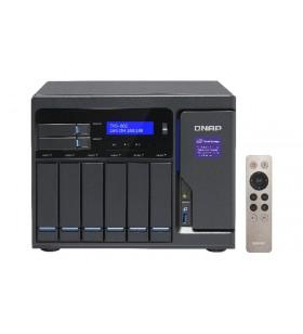 QNAP TVS-882 i3-6100 Ethernet LAN Tower Gri NAS