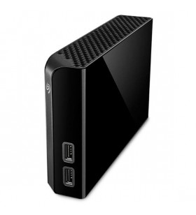 Seagate Backup Plus Hub hard-disk-uri externe 14000 Giga Bites Negru