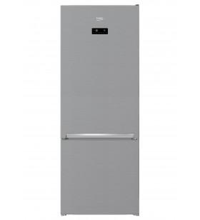 Beko RCNE560E40ZXBN combină frigorifică De sine stătător Argint 560 L A++