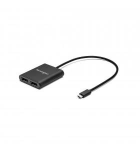 Kensington K38280WW hub-uri de interfață USB 3.2 Gen 1 (3.1 Gen 1) Type-C Negru