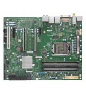 Supermicro X11SCA-W plăci de bază pentru servere stații de lucru LGA 1150 (Mufă H4) ATX Intel C246