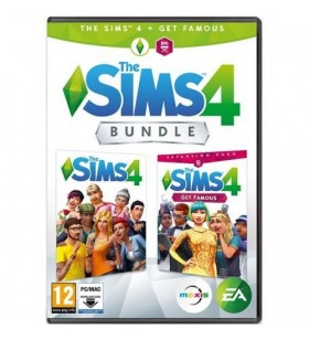 EA THE SIMS 4 + GET FAMOUS...