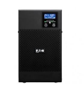 Eaton 9E Conversie dublă (online) 1000 VA 800 W 4 ieșire(i) AC