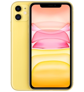 Apple iPhone 11 64GB Yellow...