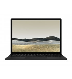 "Microsoft Surface Laptop 3 Notebook Negru 34,3 cm (13.5"") 2256 x 1504 Pixel Ecran tactil 10th gen Intel® Core™ i5 8 Giga Bites"