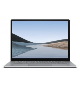 "Microsoft Surface Laptop 3 Notebook Platină 38,1 cm (15"") 2496 x 1664 Pixel Ecran tactil 3rd Generation AMD Ryzen 5 8 Giga"