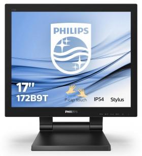 "Philips B Line 172B9T 00 LED display 43,2 cm (17"") 1280 x 1024 Pixel SXGA Negru"