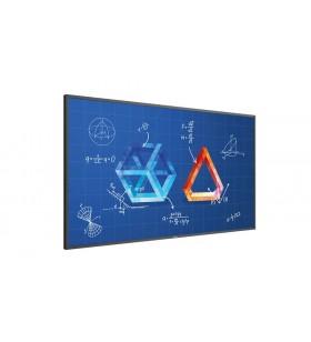 """Philips Signage Solutions 75BDL3552T 00 Afișaj Semne Ecran plat interactiv 189,2 cm (74.5"""") IPS 4K Ultra HD Negru Ecran tactil"""