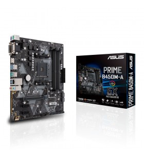 ASUS PRIME B450M-A AMD B450 Mufă AM4 micro-ATX