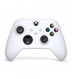 Microsoft Xbox Wireless Controller White Alb Bluetooth USB Gamepad Analog  Digital Xbox Series S, Xbox Series X, Xbox One, Xbox