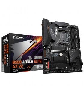 Gigabyte B550 AORUS ELITE AX V2 plăci de bază AMD B550 Mufă AM4 ATX