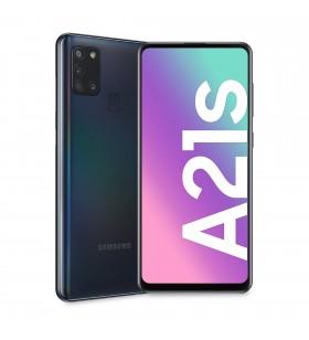 "Samsung Galaxy A21s SM-A217F DSN 16,5 cm (6.5"") Dual SIM Android 10.0 4G 3 Giga Bites 32 Giga Bites 5000 mAh Negru"