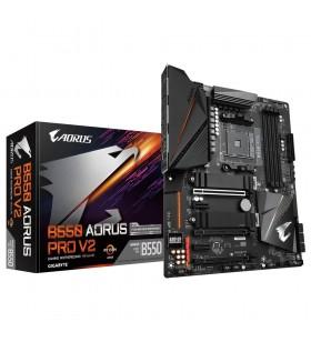 Gigabyte B550 AORUS PRO V2 plăci de bază AMD B550 Mufă AM4 ATX