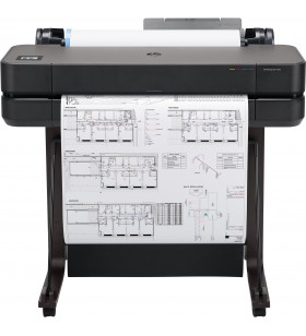 HP Designjet T630 imprimante de format mare Wi-Fi Inkjet termală Culoare 2400 x 1200 DPI 610 x 1897 mm Ethernet LAN
