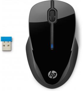 HP 250 mouse-uri RF fără fir Blue LED 1600 DPI