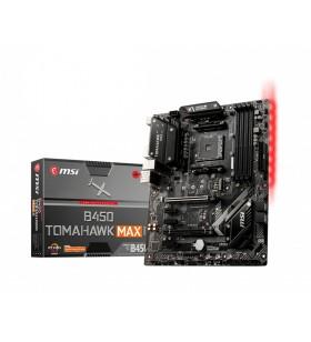 MSI B450 TOMAHAWK MAX II AMD B450 Mufă AM4 ATX