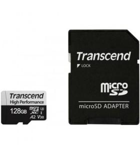 TRANSCEND 128GB microSD w/...