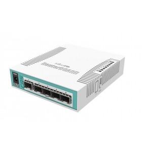 MikroTik 5 x SFP, 400 MHz,...