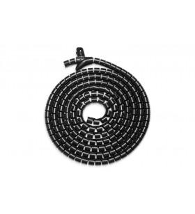 DIGITUS Cable Sleeve black 5m