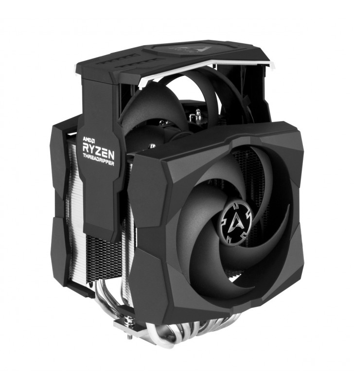 ARCTIC Freezer 50 TR Procesor Ventilator 120 140 milimetri Negru