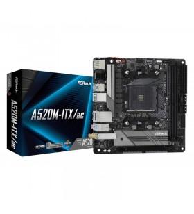 A520M-ITX/AC AM4 2 DDR4...