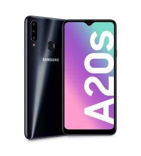 "Samsung Galaxy A20s SM-A207F DS 16,5 cm (6.5"") Dual SIM 4G USB tip-C 3 Giga Bites 32 Giga Bites 4000 mAh Negru"